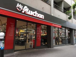 Foto vom 11. Mai 2017 13:50, magasin My Auchan, 161 Rue de Ménilmontant, 75020 Paris, France