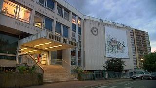 Foto del 5 de febrero de 2016 18:56, Mairie de Sotteville-lès-Rouen, Place de l'Hôtel de ville, 76300 Sotteville-lès-Rouen, France