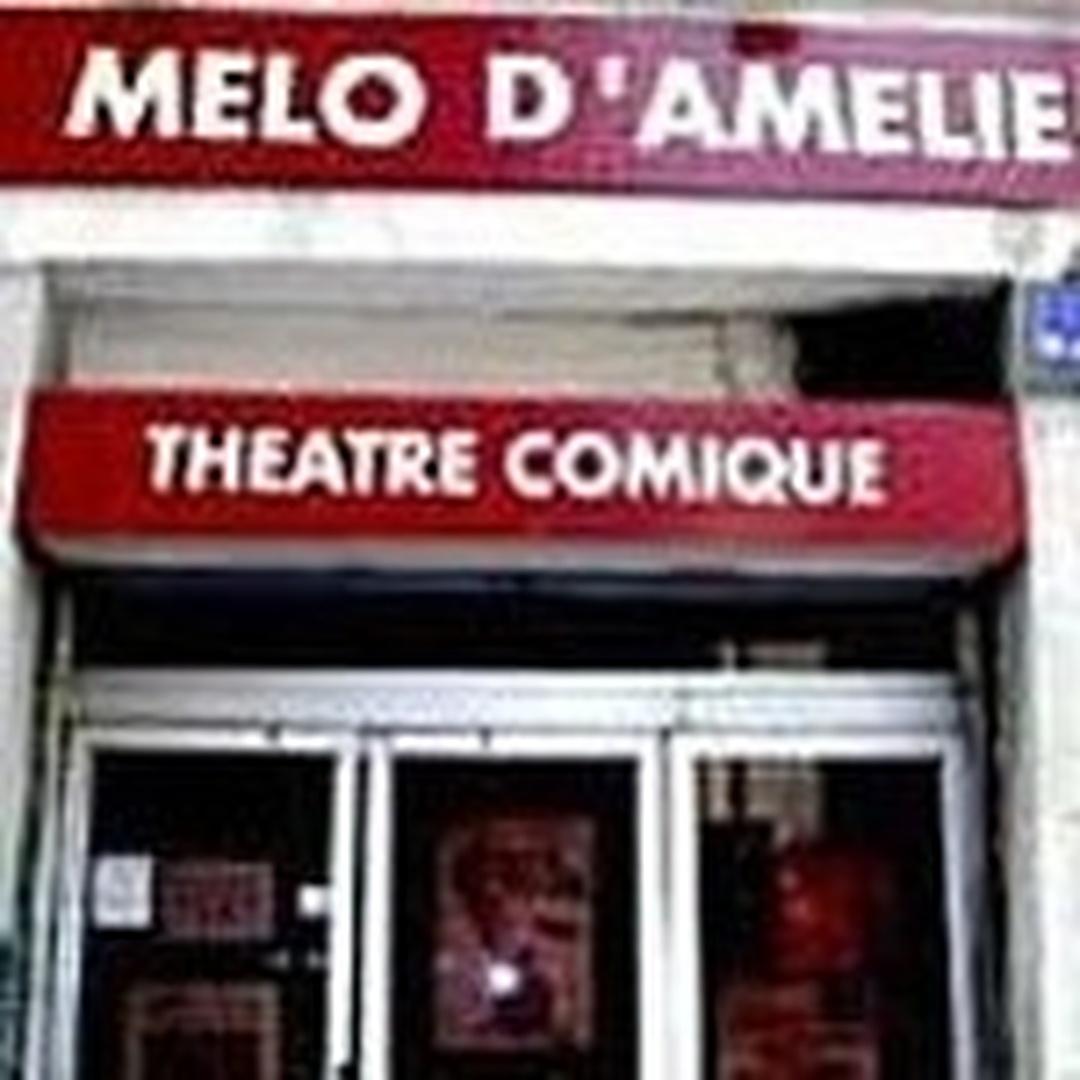 Photo du 5 février 2016 18:48, Théâtre Mélo d'Amélie, 4 Rue Marie Stuart, 75002 Paris, France