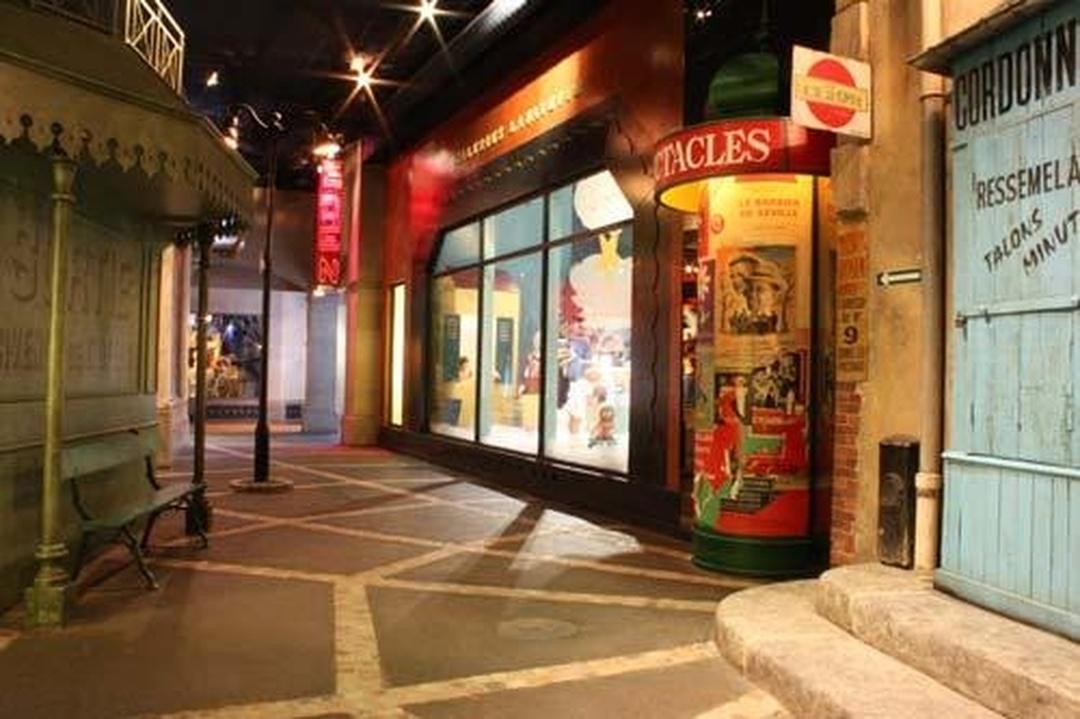 Musée - Automates Avenue , Falaise