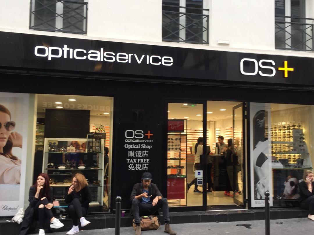 Foto vom 6. Juni 2017 13:28, opticalservice, 76 Rue de Provence, Paris, France