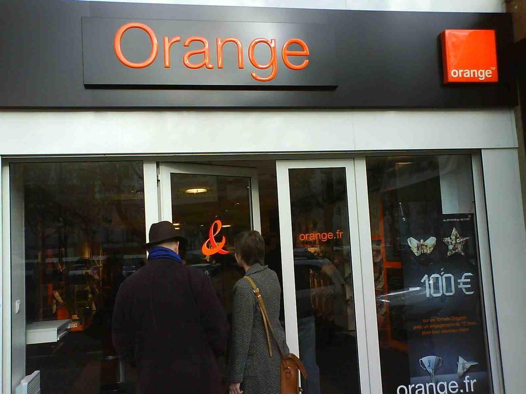 Photo of the February 5, 2016 6:50 PM, Boutique Orange Nation Paris 20, 19 Cours de Vincennes, 75020 Paris, France