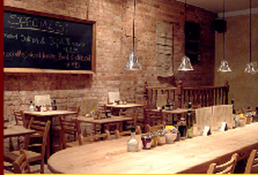Restaurant - Le Pain Quotidien , Paris