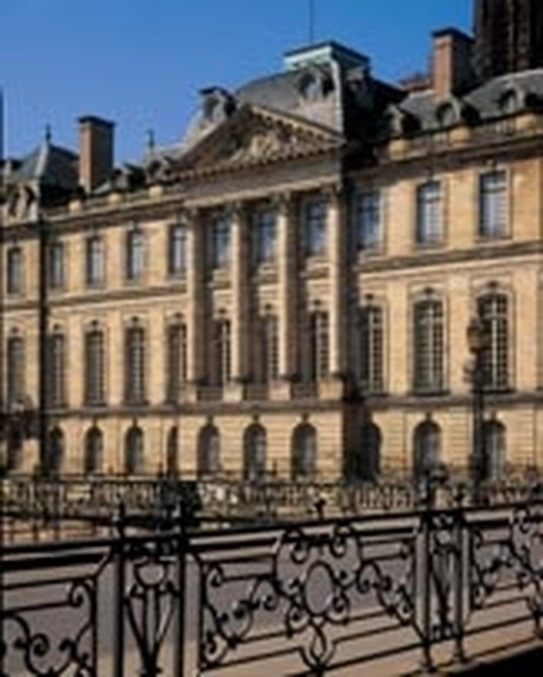 Photo of the February 5, 2016 6:48 PM, Palais Rohan, 2 Place du Château, 67000 Strasbourg, France