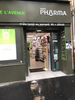 Photo of the September 13, 2017 12:12 PM, pharmacie de l'avenue, 55 Avenue de Suffren, Paris, France