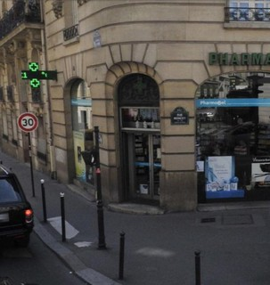 Photo of the May 25, 2018 11:00 AM, pharmacie, 35 Rue Blanche, 75009 Paris, France