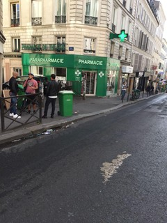 Photo of the March 20, 2018 3:52 PM, pharmacie sok, 44 Rue de Belleville, 75020 Paris, France