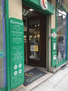 Photo of the September 7, 2017 7:49 AM, pharmacien Giphar , 289 Cours Lafayette, Lyon, France