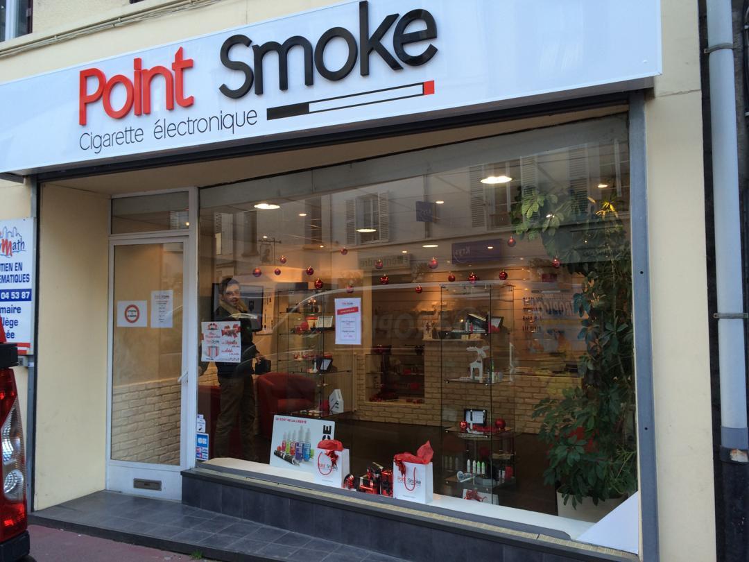 Foto del 5 de febrero de 2016 18:57, Point Smoke, 23 Rue du Dr René Arbeltier, 77120 Coulommiers, Francia