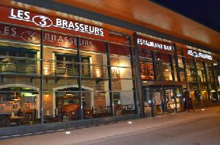 Photo of the February 5, 2016 6:50 PM, Les 3 Brasseurs, 56 Avenue du 8 Mai 1945, 38130 Échirolles, France