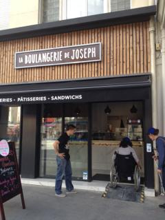 Photo du 5 février 2016 18:56, La Boulangerie Joseph, 30 Avenue Jean Janvier, 35000 Rennes, Francia
