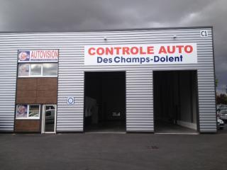 Photo of the February 5, 2016 6:55 PM, Autovision Technical Control, 2 Rue Konrad Adenauer, 60000 Beauvais, France