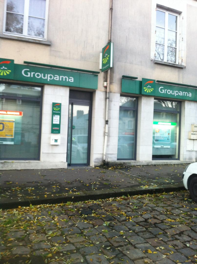 Photo of the February 5, 2016 6:57 PM, Agentie Groupama Asigurari, 7 Place Jeanne de Laval, 49250 Beaufort-en-Vallée, France