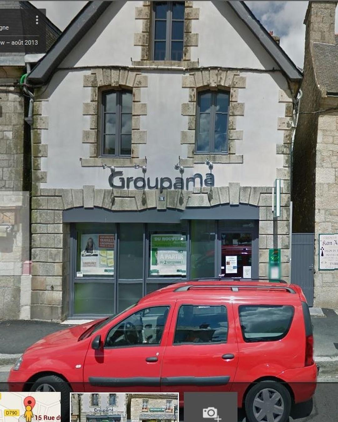 Foto del 5 de febrero de 2016 18:57, Agentie Groupama Asigurari, 15 Rue du Soleil, 56320 Le Faouët, Francia