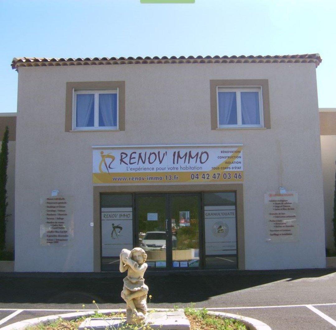 Foto del 28 de julio de 2016 7:33, Renov'immo, Rue des Saladelles, 13920 Saint-Mitre-les-Remparts, Francia