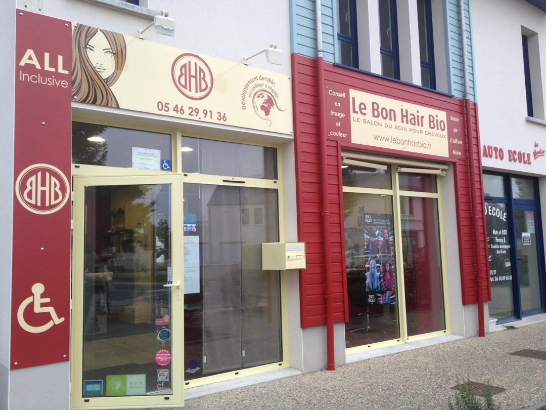 Photo of the February 5, 2016 6:56 PM, Le Bon Hair Bio, 23-27 Avenue de la Petite Bordé, 17340 Châtelaillon-Plage, France