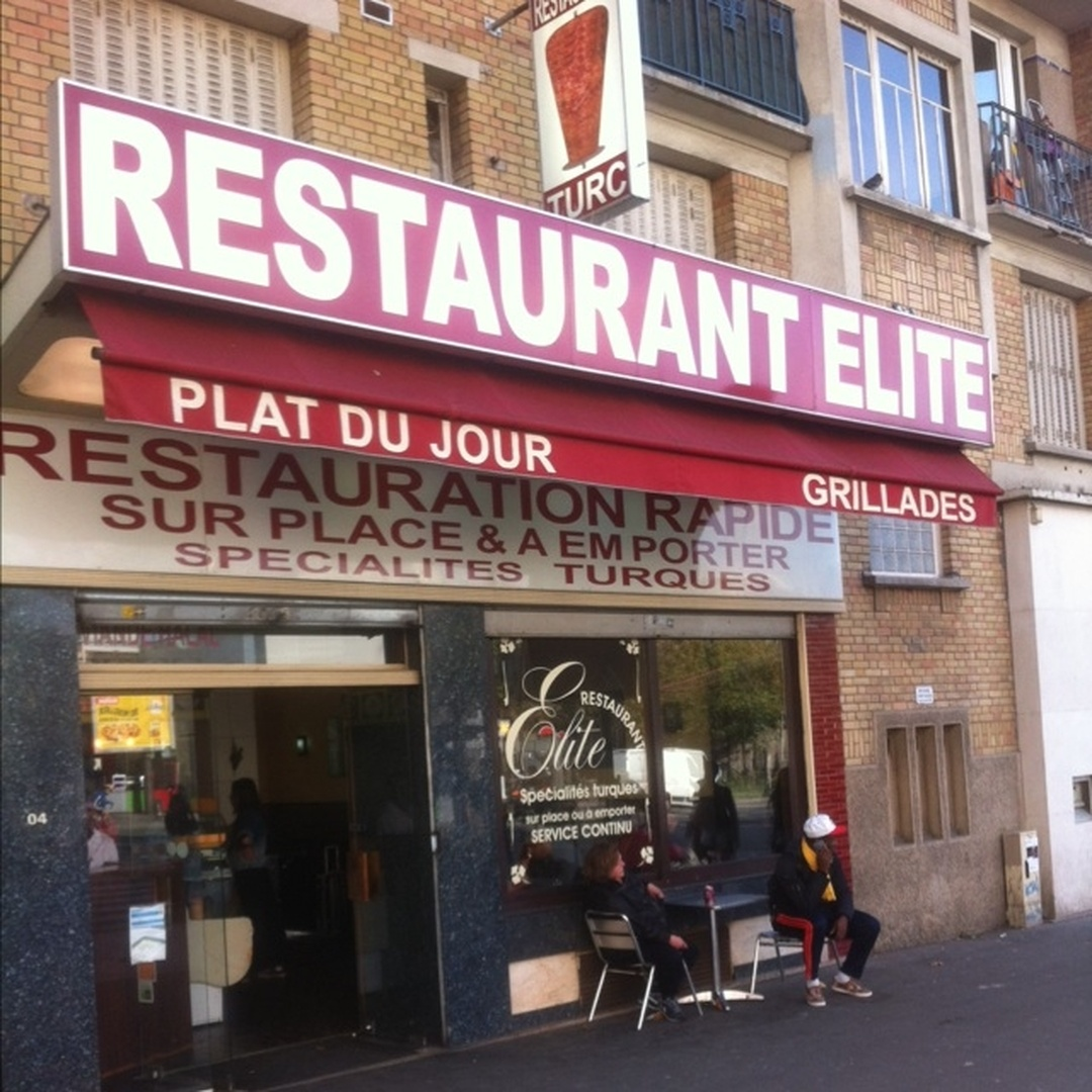 Photo du 5 février 2016 18:57, Elite Restaurant, 4 Boulevard Brune, 75014 Paris, France