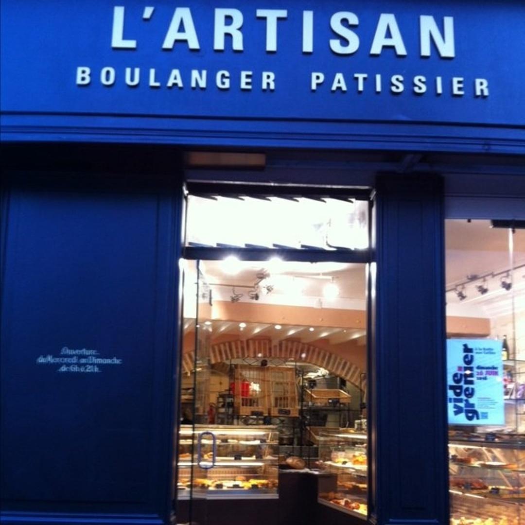 Foto vom 24. Mai 2016 22:49, l artisan, 25 Rue de la Butte aux Cailles, 75013 Paris, France