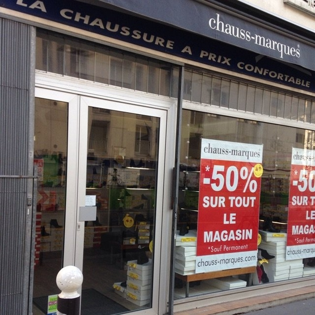 Foto vom 24. Mai 2016 22:49, Chauss'Marques, 60 Rue Jeanne d'Arc, 75013 Paris, Frankreich