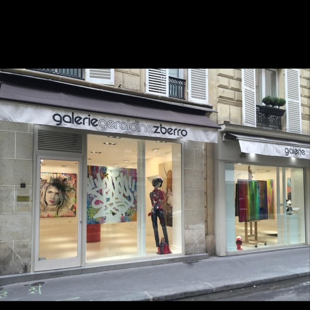 Photo of the February 5, 2016 6:57 PM, Gallery Géraldine Zberro, 23 -25 Rue Jean Mermoz, 75008 Paris, France