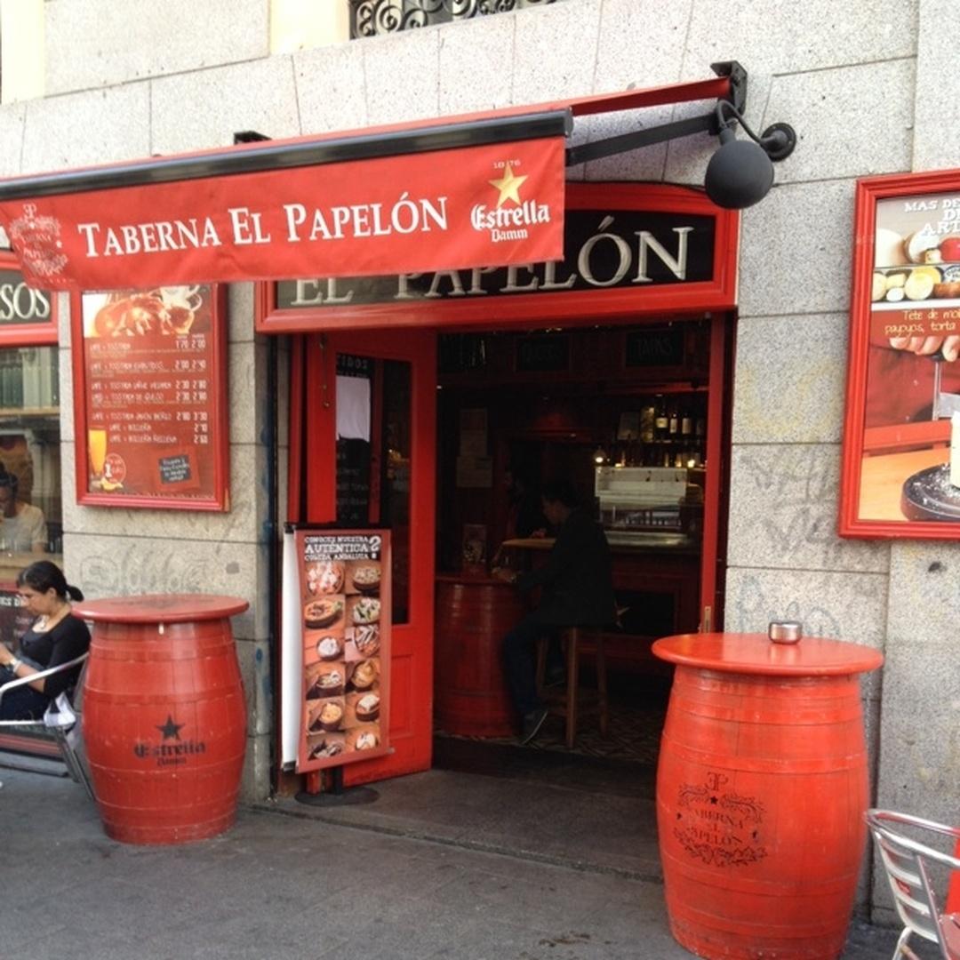 Restaurant - Taberna El Papelón , Madrid