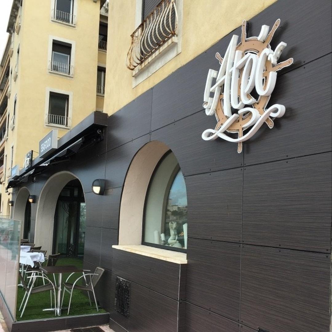 Foto vom 24. Mai 2016 22:49, L'Atéo - Restaurant Marseille, 355 Corniche Président John Fitzgerald Kennedy, 13007 Marseille, Frankreich