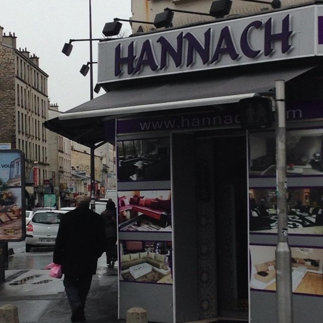 Foto del 24 de mayo de 2016 22:49, MOROCCAN SALON Hannach, 188 Rue de Paris, 93100 Montreuil, Francia