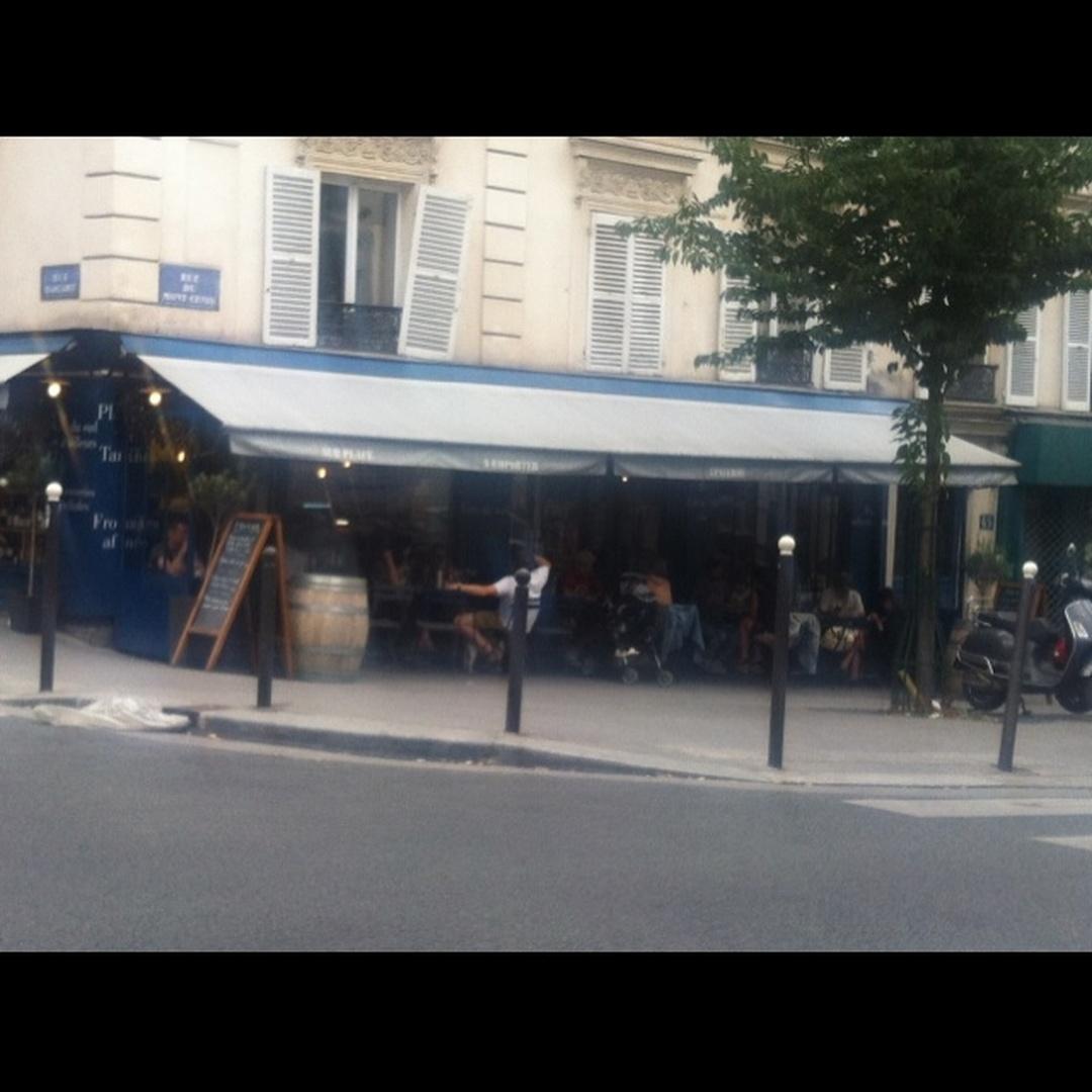 Photo of the February 5, 2016 6:57 PM, Comestibles et Marchand de Vins, 65 Rue du Mont-Cenis, 75018 Paris, France