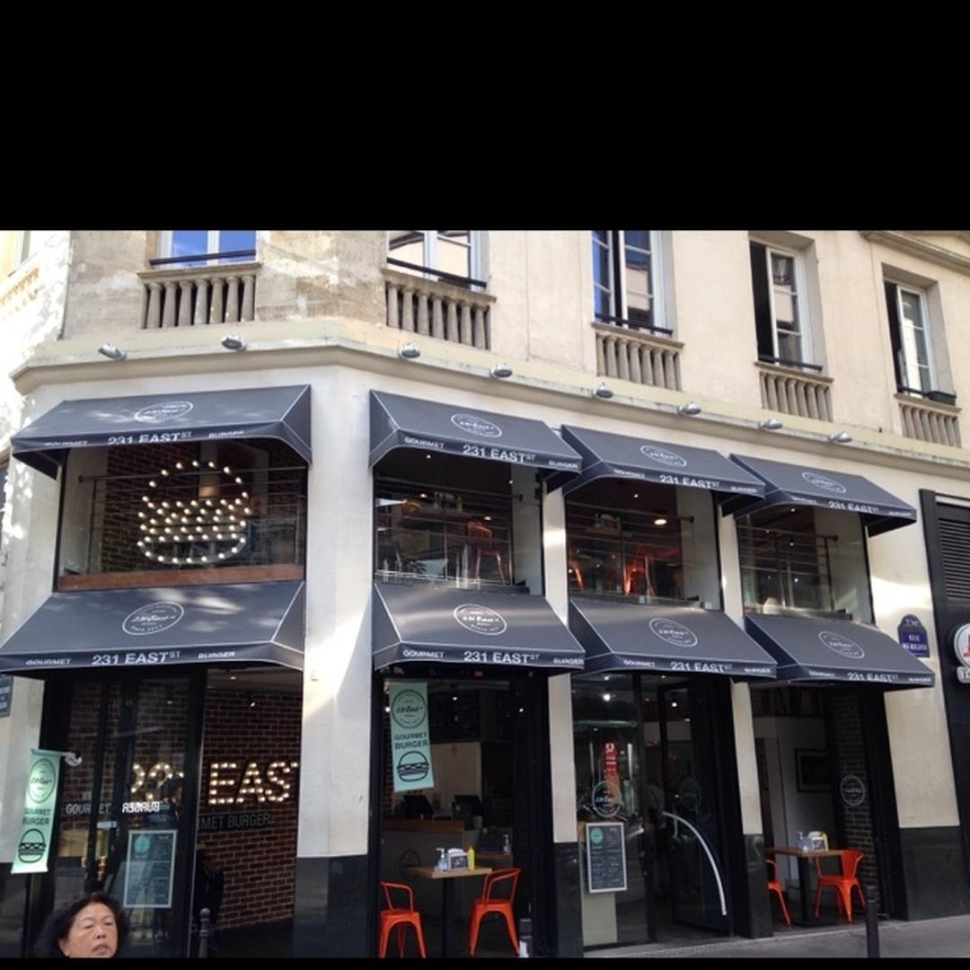 Foto vom 5. Februar 2016 18:56, 231 East Street, 2 Rue de la Pépinière, 75008 Paris, Frankreich