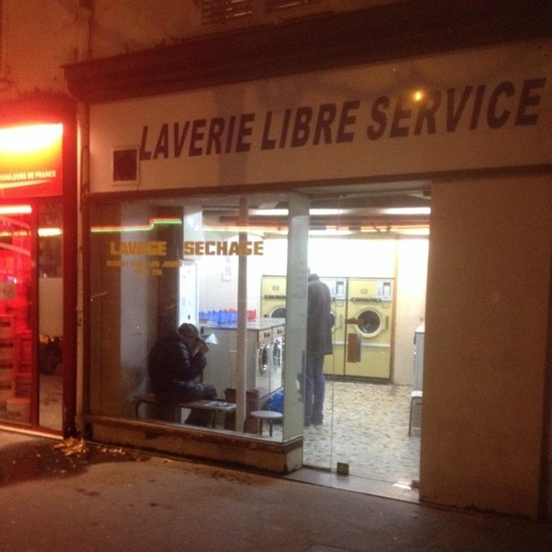 Photo du 24 mai 2016 22:49, Laverie libre service, 66 Rue de Montreuil, 75011 Paris, France