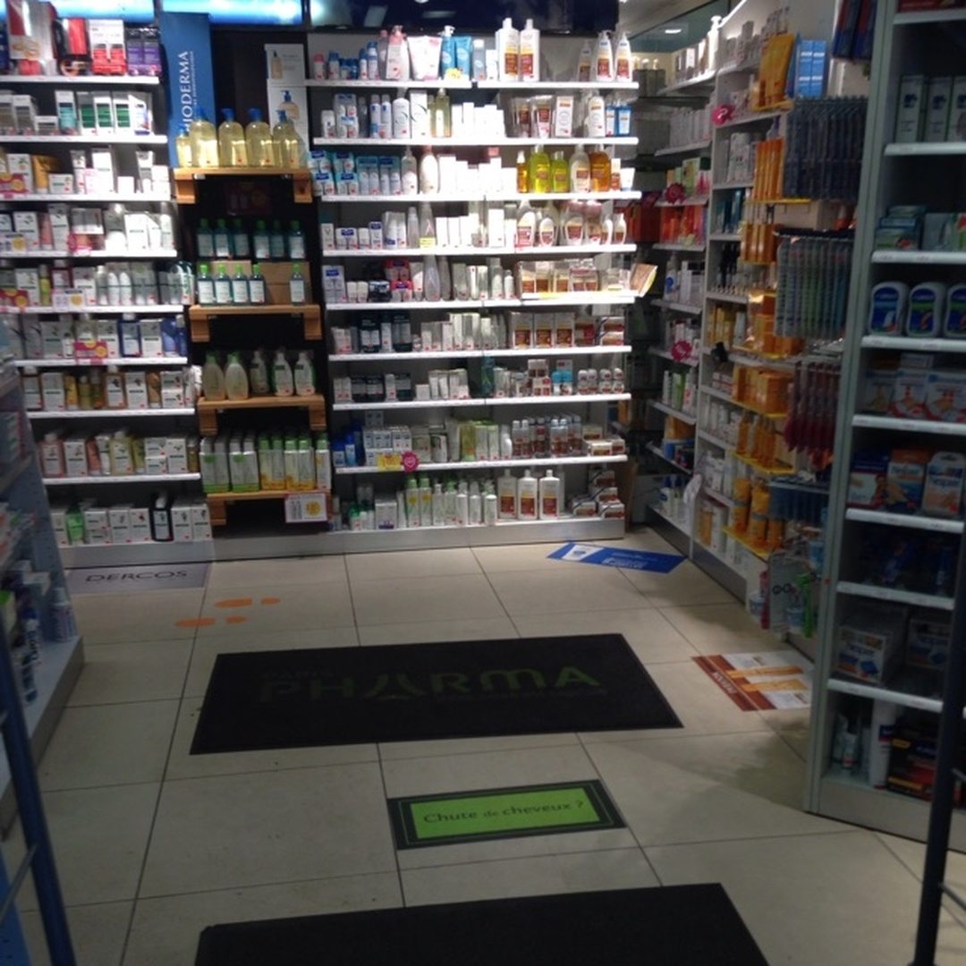 Photo du 5 février 2016 18:57, Grande Pharmacie Anatole France, 72 Rue Anatole France, 92300 Levallois-Perret, France