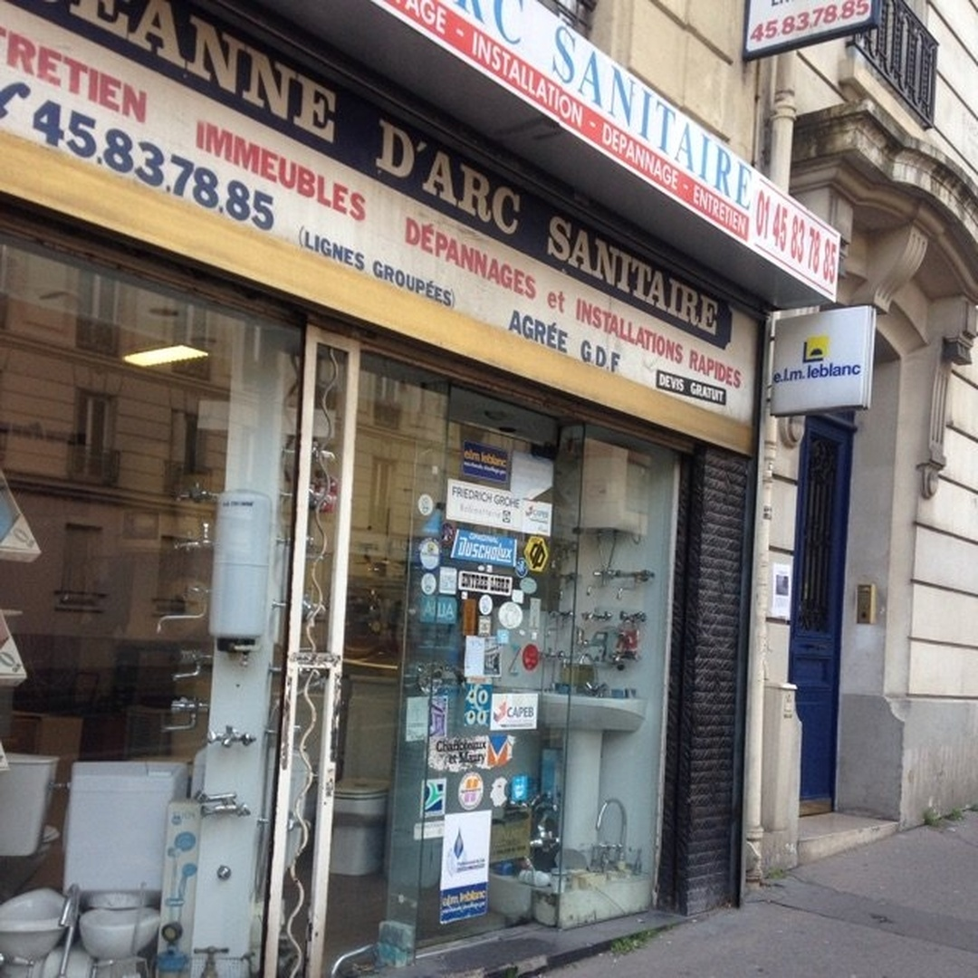 Foto del 24 de mayo de 2016 22:49, Jeanne d'Arc Sanitaire, 54 Rue Jeanne d'Arc, 75013 Paris, France