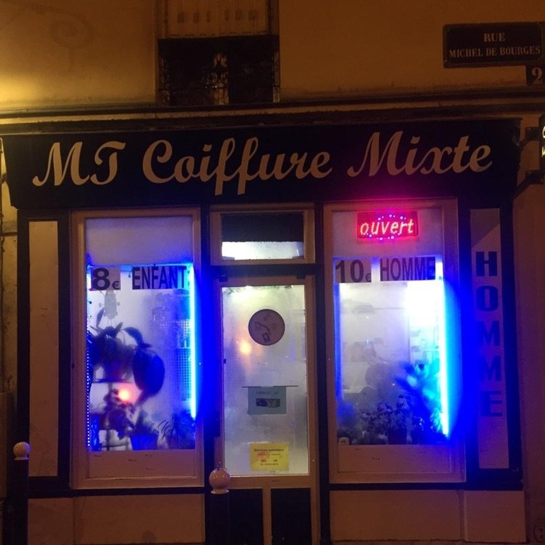 Photo du 24 mai 2016 22:49, MJ Coiffeur Masculin, 9 Rue Michel de Bourges, 75020 Paris, France