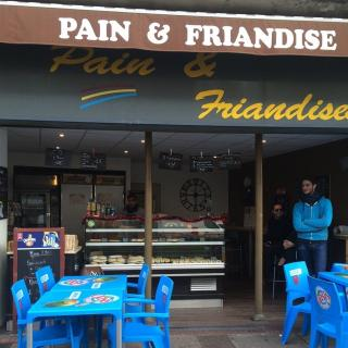 Foto del 24 de mayo de 2016 22:49, Pain et Friandises, 11 Boulevard des Italiens, 75002 Paris, France