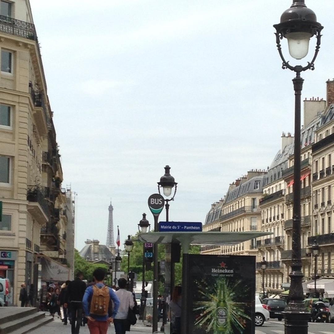 Restaurant - Le Comptoir du Panthéon , Paris