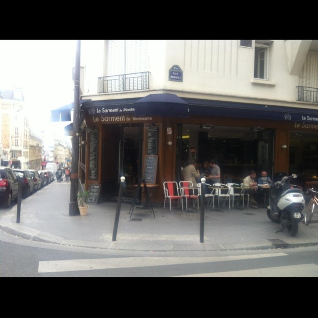 Photo du 5 février 2016 18:57, Le Sarment de Montmartre, 62 Rue du Mont-Cenis, 75018 Paris, France