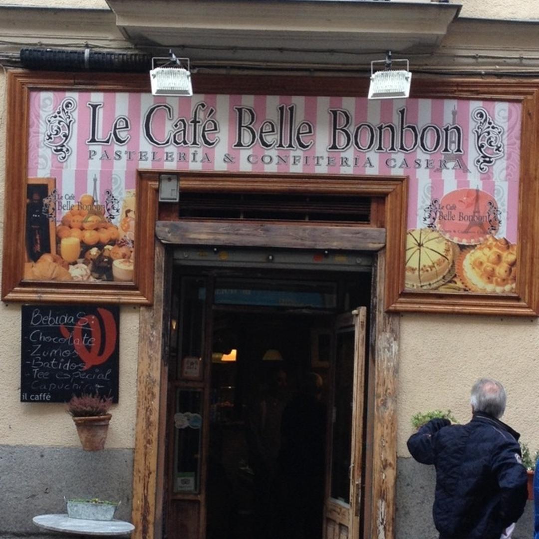 Foto vom 5. Februar 2016 18:57, Le Café Belle Bonbon, Calle de las Huertas, 69, 28014 Madrid, Espagne