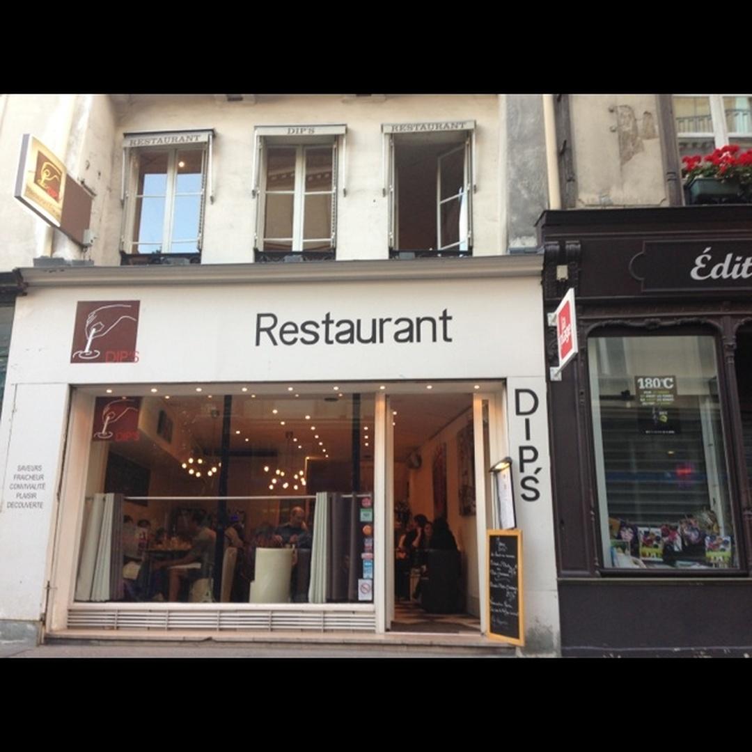 Restaurant - Restaurant DIP'S , Paris