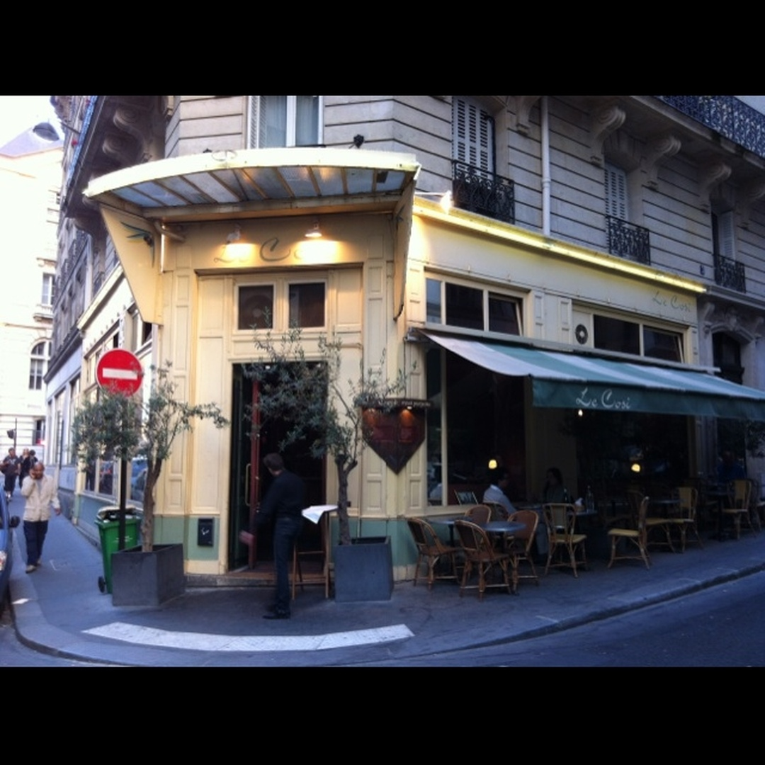 Restaurant - Le Cosi , Paris