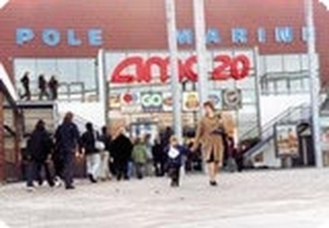 Shopping Mall - Pôle Marine , Dunkirk