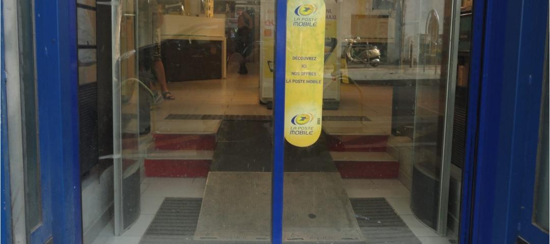 Photo du 5 février 2016 18:55, La Poste, 184 Boulevard National, 13003 Marseille, France