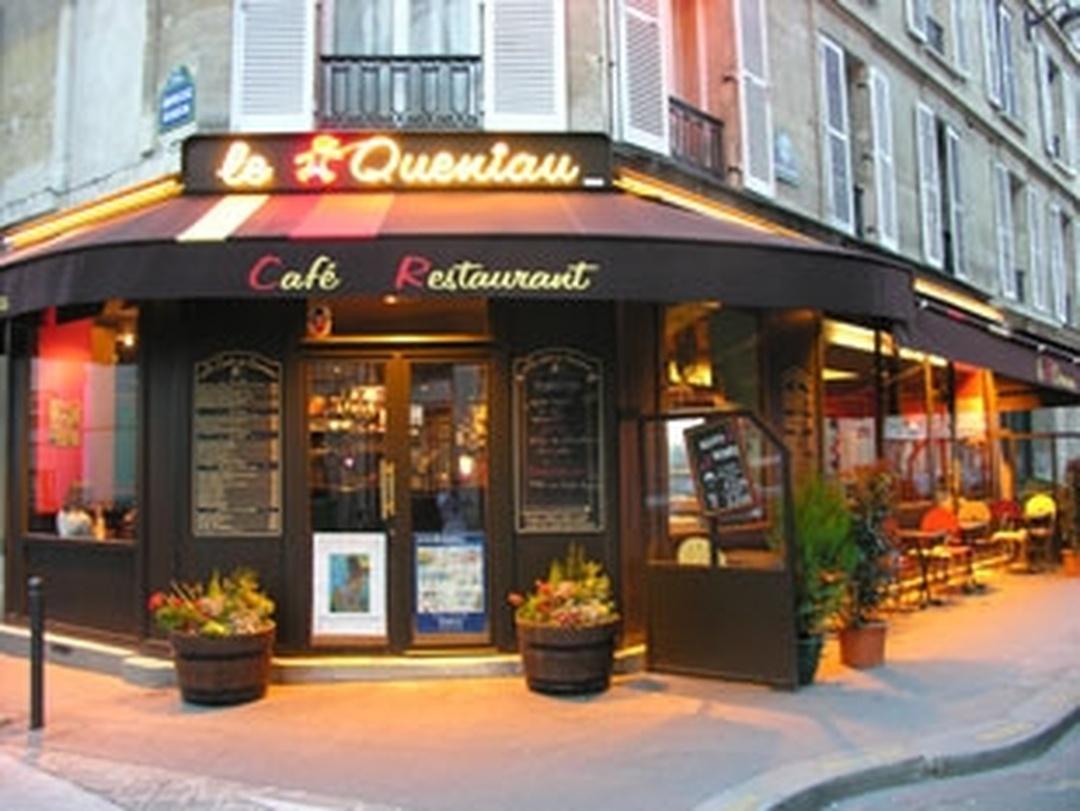 Foto vom 5. Februar 2016 18:48, Le Queniau, 150 Rue de Vaugirard, 75015 Paris, France
