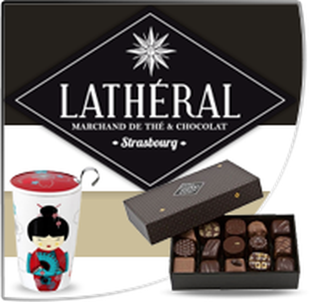 Foto vom 5. Februar 2016 18:57, LATHÉRAL - Marchand de thé & chocolat, 74 Grand'Rue, 67000 Strasbourg, Frankreich