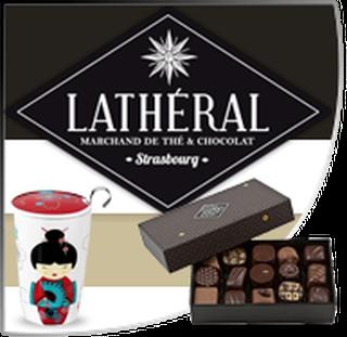 Photo du 5 février 2016 18:57, LATHÉRAL - Marchand de thé & chocolat, 74 Grand'Rue, 67000 Strasbourg, Frankreich