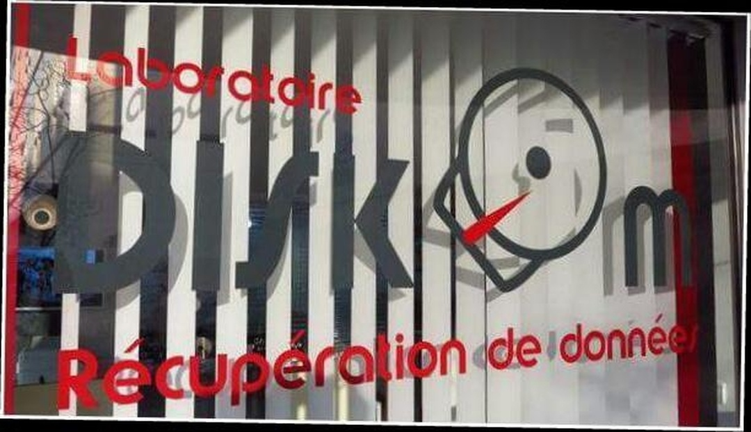 Foto del 5 de febrero de 2016 18:57, Récupération de données informatiques - Diskeom, laboratoire spécialisé, 18 Rue Charcot, 75013 Paris, Francia