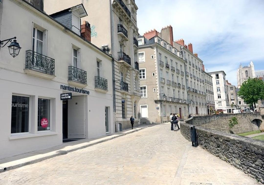 Foto del 5 de febrero de 2016 18:57, Nantes.tourisme, 9 Rue des États, 44000 Nantes, Francia