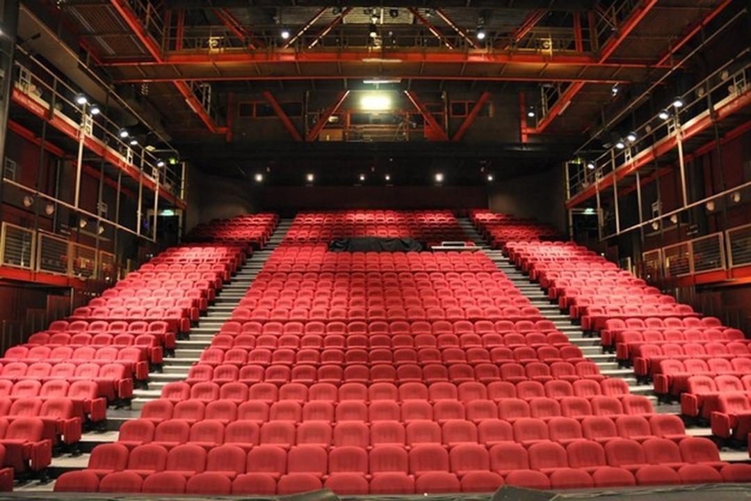Foto del 5 de febrero de 2016 18:55, Théâtre et cinéma Jacques Prévert, 134 Avenue Anatole France, 93600 Aulnay-sous-Bois, Francia