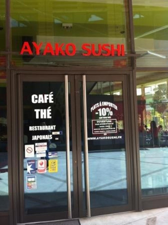 Restaurant - Ayako Sushi , Grenoble