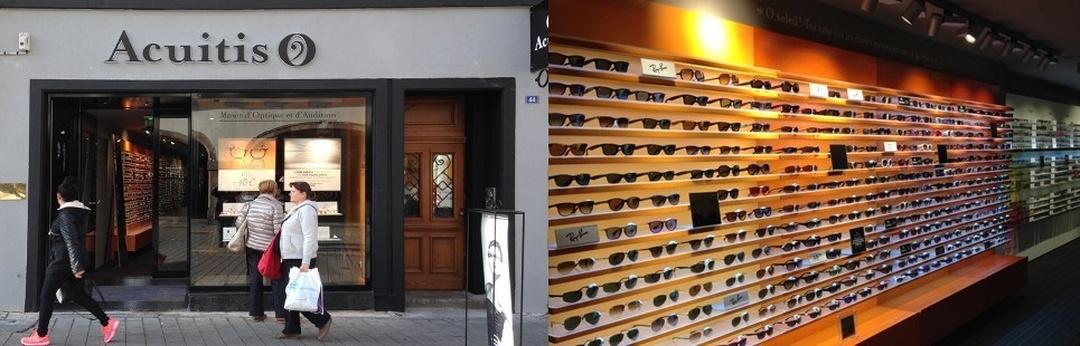 Opticien - Acuitis , Strasbourg