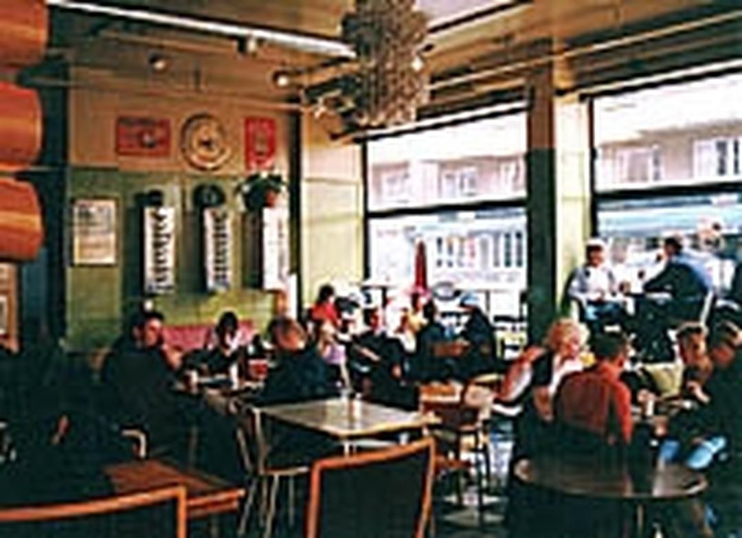 Restaurant - Café String , Stockholm